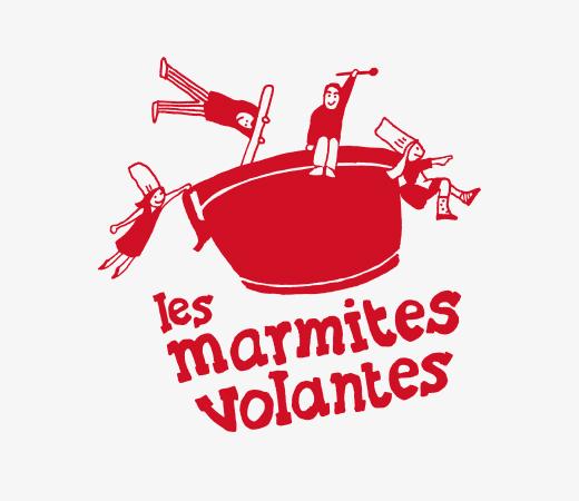 LES MARMITES VOLANTES